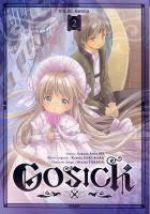 Gosick T2, manga chez Soleil de Sakuraba, Amano
