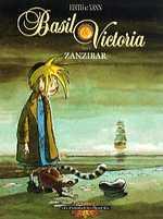 Basil et Victoria T3 : Zanzibar (0), bd chez Les Humanoïdes Associés de Yann, Edith