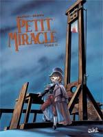 Le petit miracle T2, bd chez Soleil de Mangin, Griffo