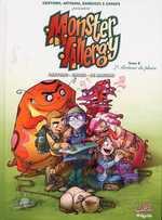 Monster Allergy T8 : L'Abriteur du phare (0), bd chez Soleil de Centomo, Enoch, de Martino, Algozzino, Giumento