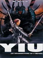 Yiu, premières missions T2 : Les Résurrections de l'impure (0), bd chez Soleil de Vee, Tehy, Vax, Oxom FX