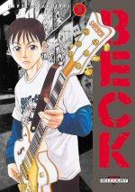 Beck T3, manga chez Delcourt de Sakuishi