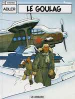 Adler T10 : Le goulag (0), bd chez Le Lombard de Sterne, de Spiegeleer