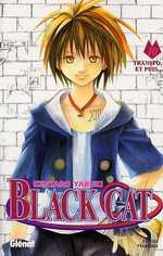Black Cat T10 : Transfo, et puis... (0), manga chez Glénat de Yabuki