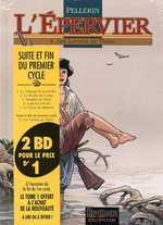 L'epervier T6 : Les larmes de Tlaloc (0), bd chez Dupuis de Pellerin