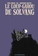 Le Loup garou de Solvang, bd chez Les Humanoïdes Associés de Frissen, Bill, Gaultier, Galopin