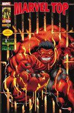 Marvel Top T1 : Red Hulk - La bombe humaine (0), comics chez Panini Comics de Reed, Wilcox, Parker, Tobin, Howard, Rosanias, Blanco, Stegman, Rodriguez, Oliver, Amancio, Gandini, Rauch, Guru efx, Staples, McGuinness