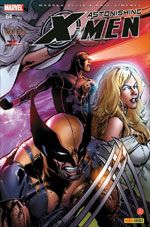 Astonishing X-Men T64 : Exogénétique (0), comics chez Panini Comics de Kyle, Liu, Way, Ellis, Choi, Camuncoli, Jimenez, d' Armata, Oback, Gracia