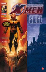Astonishing X-Men T65 : Divin (0), comics chez Panini Comics de Liu, Yost, Ellis, Way, Kyle, Jimenez, Camuncoli, Crain, Choi, Oback, Gracia, d' Armata, Fabela, Larroca
