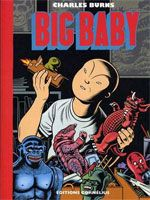Big Baby, comics chez Cornelius de Burns