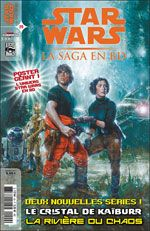 Star Wars (revue) – La saga en BD, T29, comics chez Delcourt de Edginton, Moore, Austin, Simonson, Richards, Sprouse, Brigman, Meglia, Sinclair, David, Madsen, Hollingsworth, Fleming