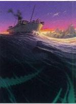 De chair et d'écume T1 : A la poursuite de la flute de mer (0), bd chez Dargaud de Wanderer