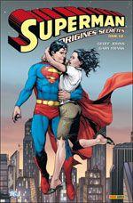 Superman - Origines secrètes T1, comics chez Panini Comics de Johns, Frank, Anderson