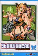 Jojo's Bizarre Adventure - Stone Ocean T4, manga chez Tonkam de Araki