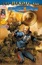 Marvel Icons - Hors série T21 : Steve Rogers, le super soldat (0), comics chez Panini Comics de Brubaker, Eaglesham, Troy, Pacheco