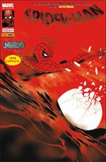 Spider-Man (revue) – V 2, T132 : Mysterioso (0), comics chez Panini Comics de Peyer, Slott, Pulido, Martin, Rodriguez
