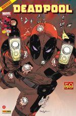 Deadpool (revue) – V 2, T1 : Vague de mutilation (0), comics chez Panini Comics de Way, Crystal, Loughridge, Pearson