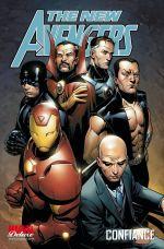 The New Avengers (vol.1) T4 : Confiance (0), comics chez Panini Comics de Reed, Bendis, Yu, Pagulayan, Cheung, Ponsor, McCaig