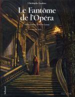 Le Fantôme de l'opéra T1, bd chez Gallimard de Leroux, Gaultier