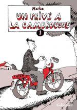 Un Privé à la cambrousse T1, bd chez Gallimard de Heitz