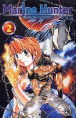 Marine hunter T2, manga chez Pika de Ohtsuka