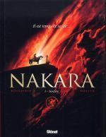 Nakara T1 : Sorcière (0), bd chez Glénat de Boisserie, Rollin
