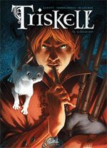 Triskell T2 : La cité des vents (0), bd chez Soleil de Alwett, Torregrossa