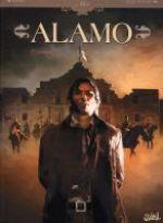 Alamo T1 : La première ligne (0), bd chez Soleil de Dobbs, Perovic, Pezzi, Quemener, Parel