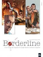 Borderline T4 : Martyr (0), bd chez Bamboo de Robin, Berr
