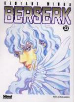Berserk T33, manga chez Glénat de Miura
