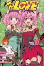 To Love T13, manga chez Tonkam de Hasemi, Yabuki