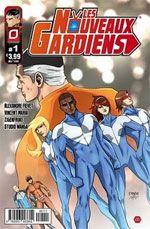 Les Nouveaux Gardiens T1, comics chez Wanga Comics de Fievet, Maria, Zigenfruke