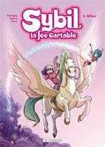 Sybil T3 : La fée cartable (0), bd chez Le Lombard de Rodrigue, Dalena, Razzi, Giumento