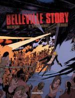 Belleville story T2 : Après minuit (0), bd chez Dargaud de Malherbe, Perriot, Merlet