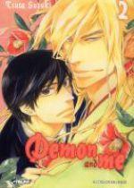 My demon and me T2, manga chez Asuka de Suzuki