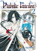 Diabolic garden T2, manga chez Ki-oon de Shiraki