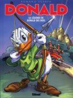 Donald : La Légende de Donald des bois (0), bd chez Glénat de Scarpa, Perdriset, Lerolle
