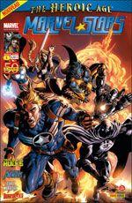 Marvel Stars T1 : Histoires secrètes (0), comics chez Panini Comics de Hickman, Pak, Brubaker, Parker, Deodato Jr, Walker, Vitti, Pelletier, Martin, Imaginary friends studio, d' Armata, Beredo