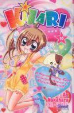 Kilari  T10, manga chez Glénat de Nakahara