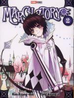 March Story T2, manga chez Panini Comics de Hyung-min, Kyung-il