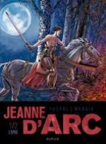Jeanne d'Arc T1 : L'épée (0), bd chez Dupuis de Mangin, Puchol, de Cock
