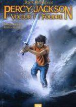 Percy Jackson T1 : Le voleur de foudre (0), comics chez 12 bis de Venditti, Futaki, Villarubia