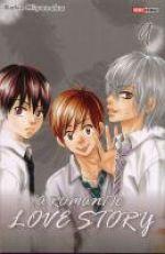 A romantic love story T9, manga chez Panini Comics de Miyasaka