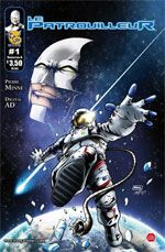 Le Patrouilleur T1 : La comète du destin (0), comics chez Wanga Comics de Minne, Digital AD