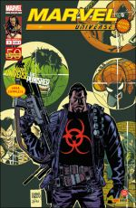 Marvel Universe - Hors Série T9 : Marvel Universe vs The Punisher (0), comics chez Panini Comics de Maberry, Parlov, Loughridge