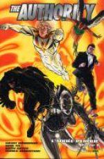 The Authority (ancienne édition) – cycle 4 : L'année perdue, T1 : L'année perdue (0), comics chez Panini Comics de Morrison, Giffen, Ha, Wayshack, Robertson, Gomez, Eltaeb, Mayor, Lyon