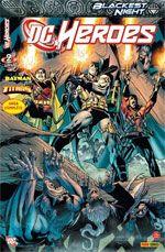 DC Heroes T2 : Quand la mort frappe à la porte (0), comics chez Panini Comics de Krul, Benes, Syaf, Hunter, Mayer, Ruffino, Sibal, Kubert