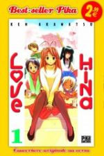 Love Hina 1 – Ed. Best seller T1, manga chez Pika de Akamatsu