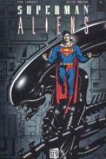 Superman vs Aliens T1, comics chez Soleil de Jurgens, Nowlan, Wright, Android Images