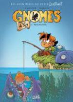 Gnomes de Troy T3 : Même pas peur (0), bd chez Soleil de Arleston, Tarquin, Lyse